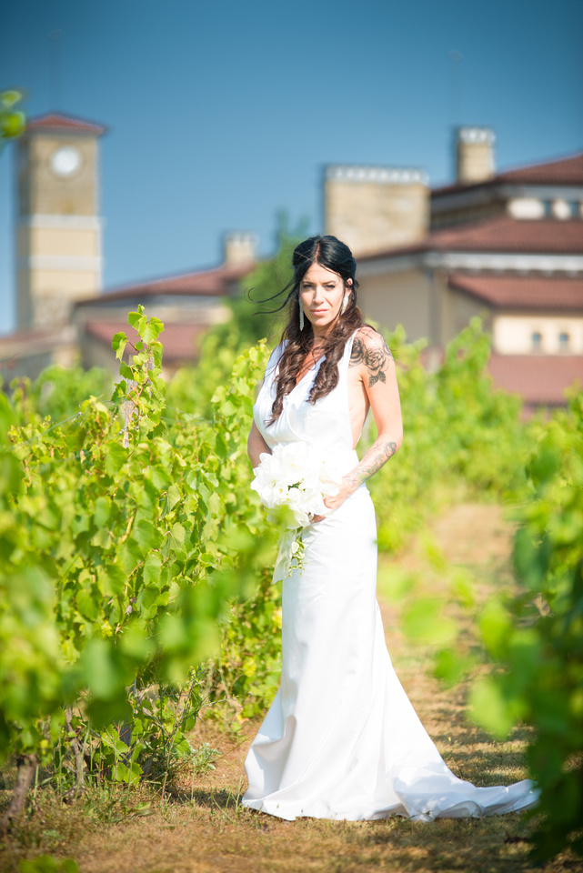 Black Sea Rama - Bulgaria, boutique wedding